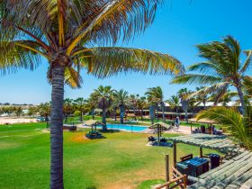Ningaloo Reef Resort, Coral Bay, Western Australia