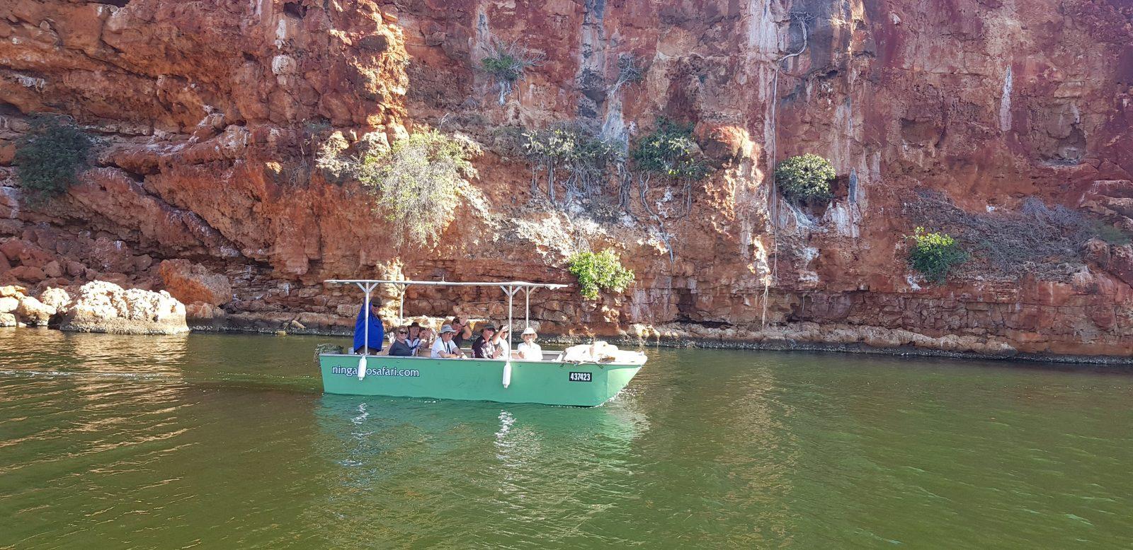 Ningaloo Safari Tours, Exmouth, Western Australia