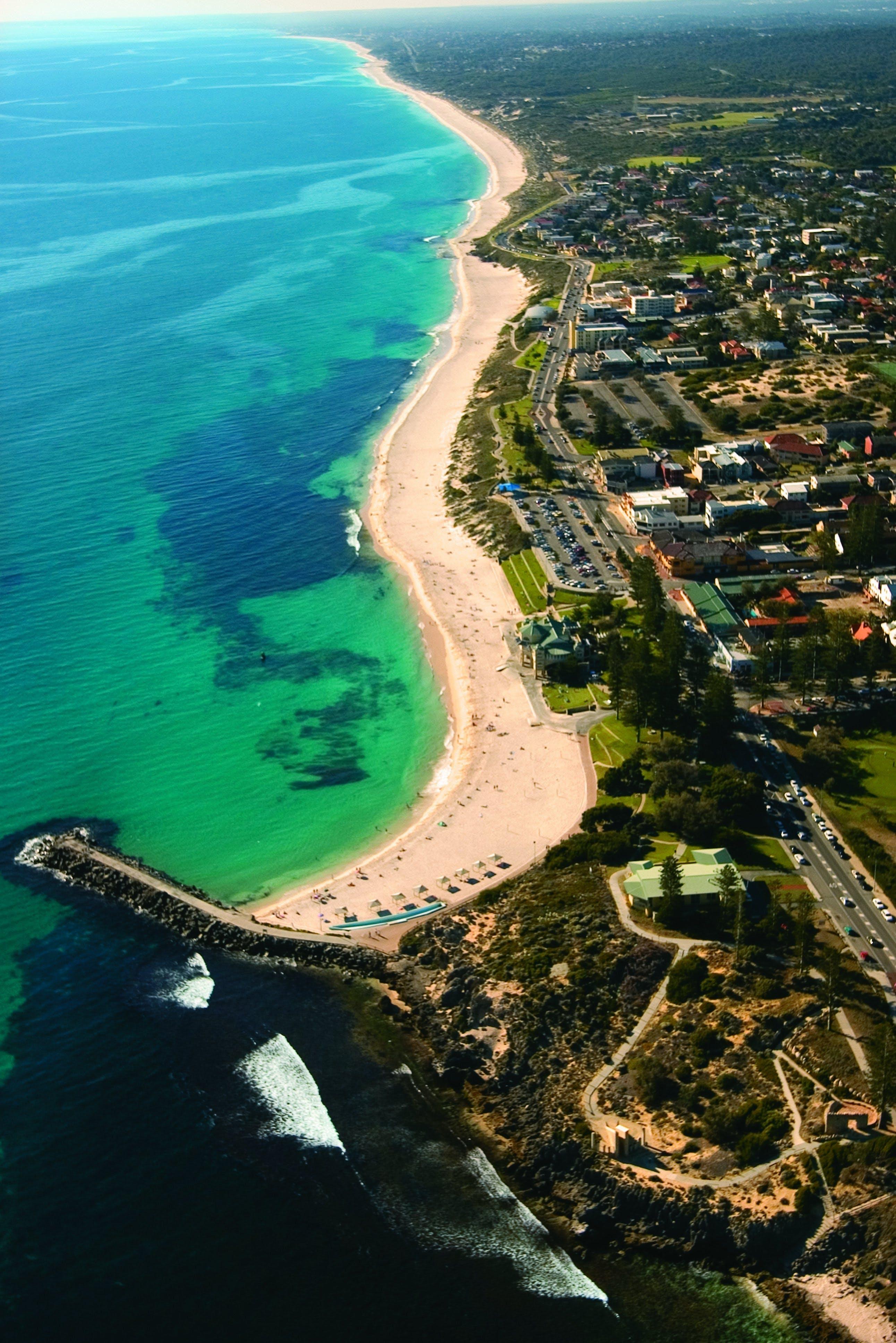 North Cottesloe Beach, Cottesloe, Western Australia