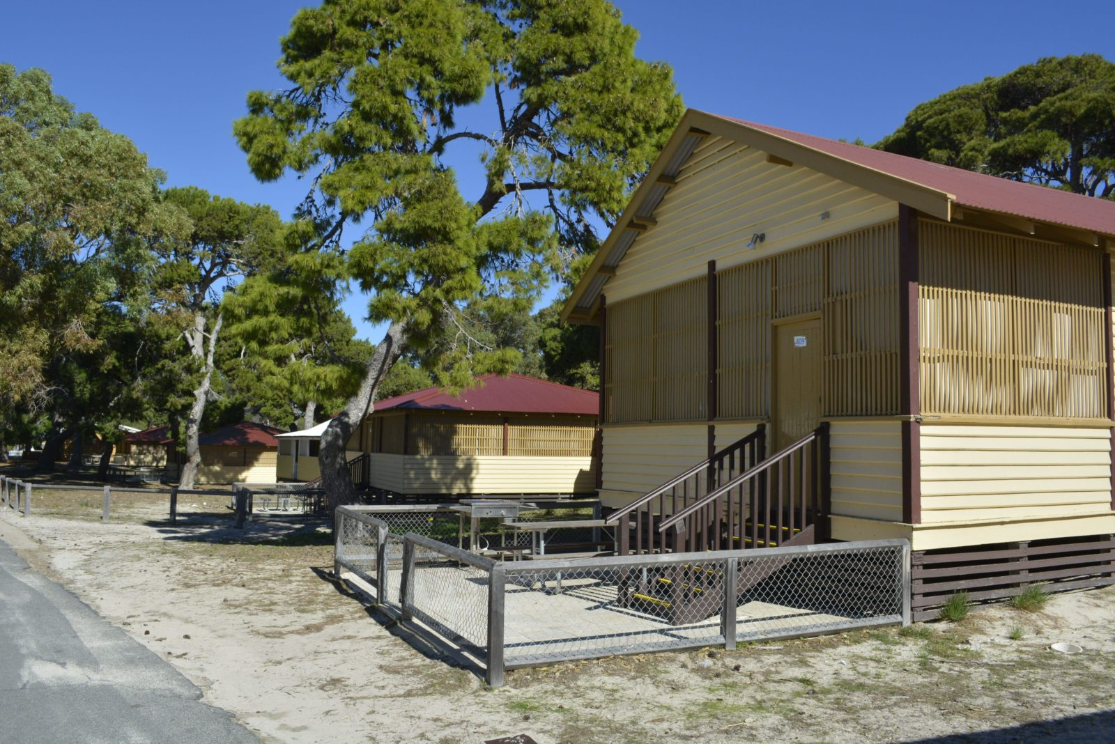 North Heritage Bungalows and Chalet, Rottnest Island, Western Australia