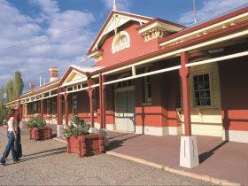 Old Railway Station Museum, Northam, Western Australia