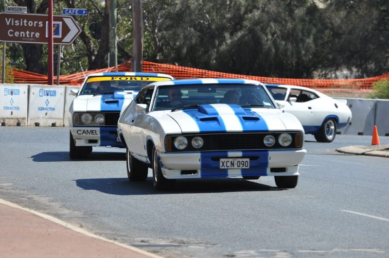 Northam Motorsport Festival, Northam, Western Australia.