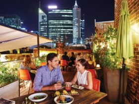 Perth city dining, Northbridge