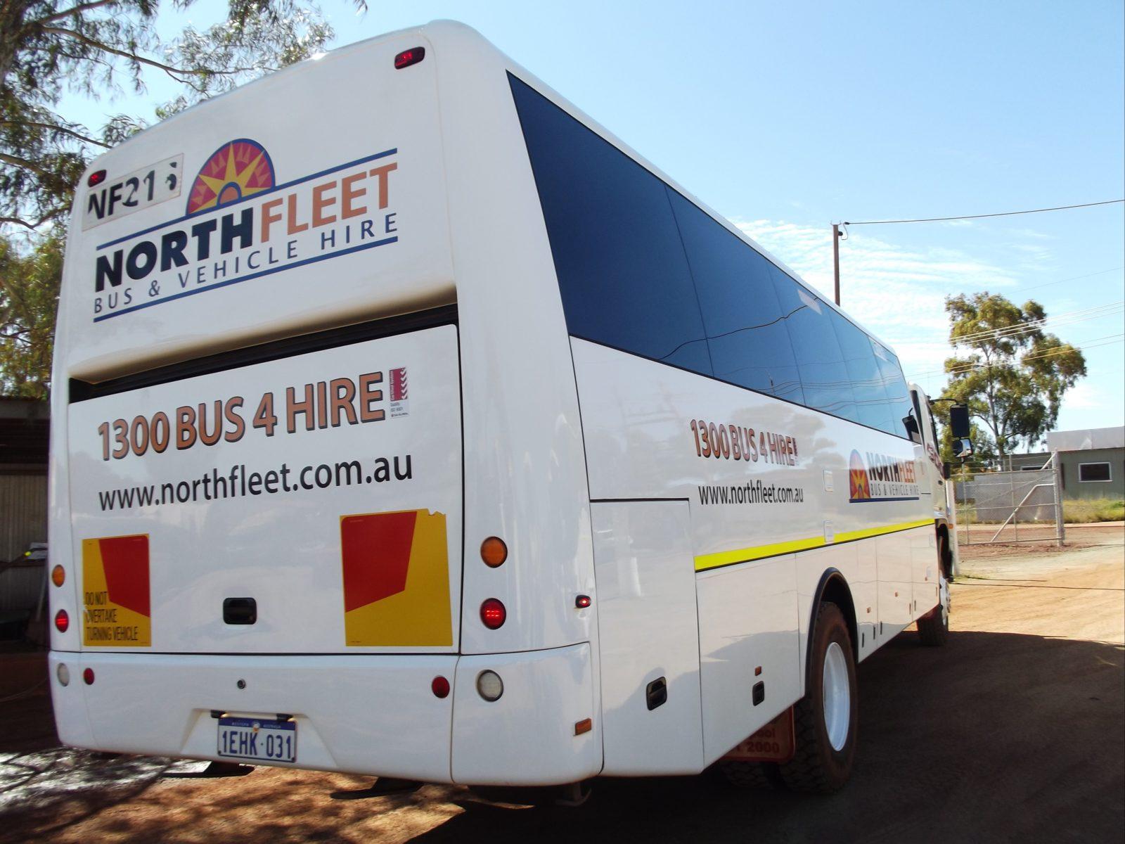Northfleet Bus and Vehicle Hire, Osborne Park, Western Australia