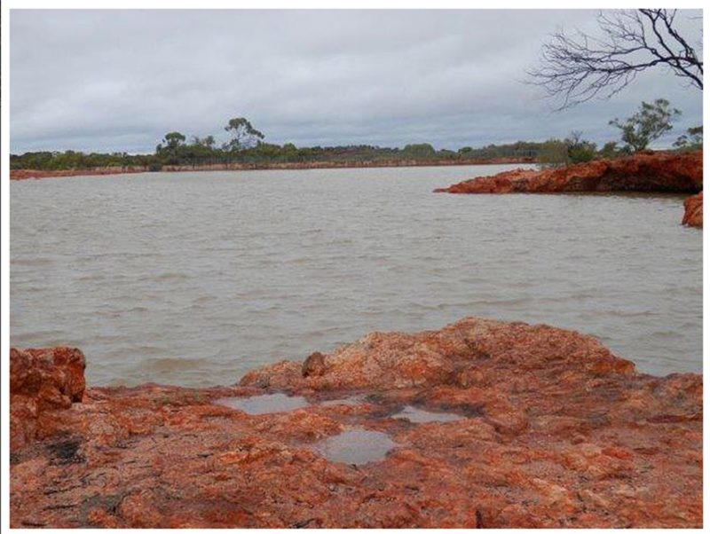 niagra dam after rain