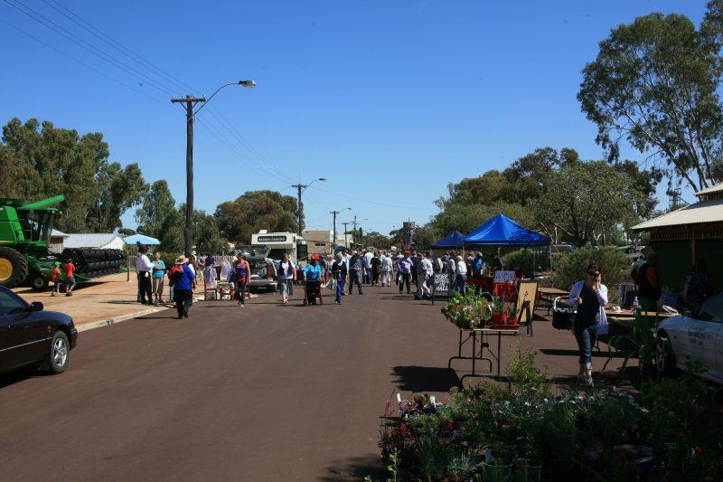 Nungarin Markets, Nungarin, Western Australia
