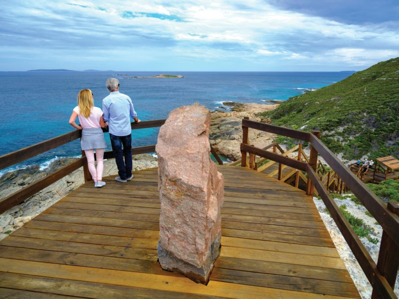 Observatory Point and Lookout, Esperance, Western Australia