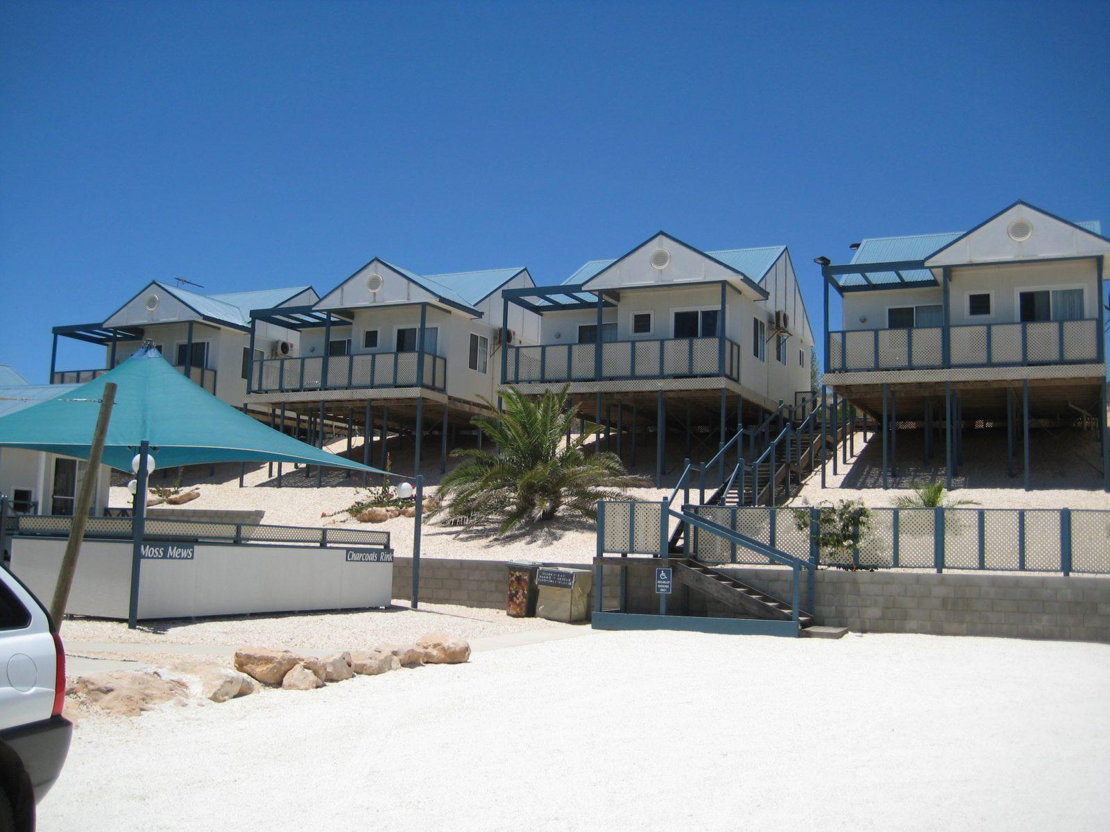 Oceanside Village, Denham, Western Australia