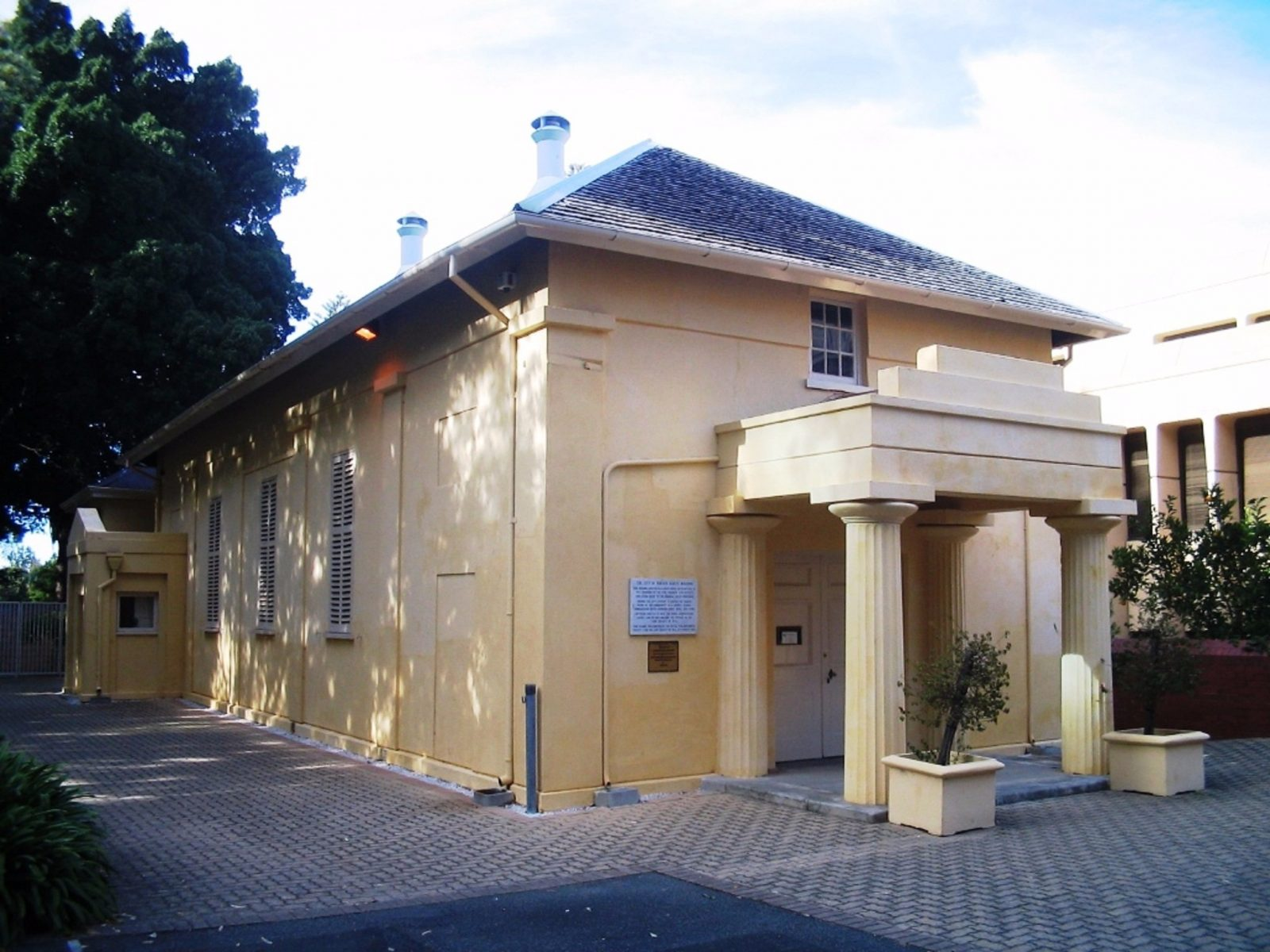 Old Court House Law Museum, Perth, Western Australia
