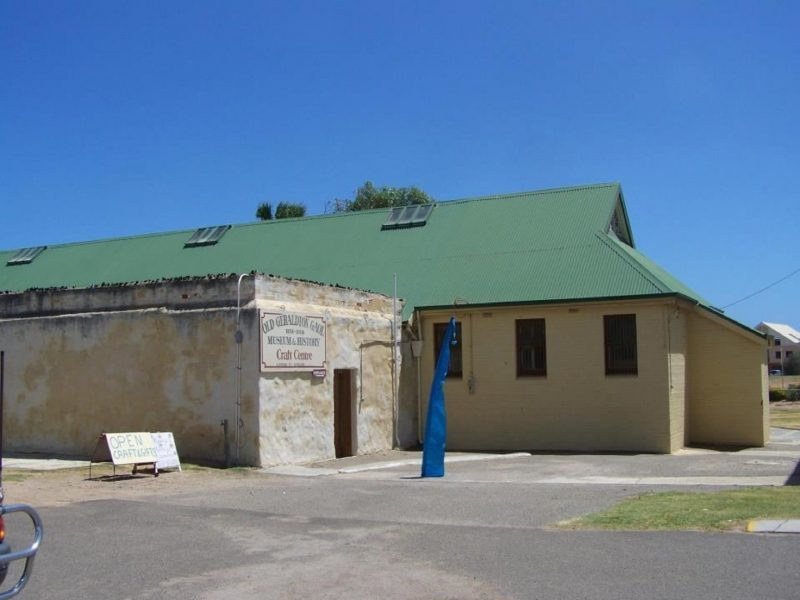 Old Geraldton Gaol Craft Centre , Geradton, Western Australia