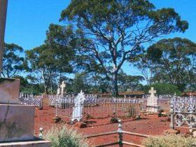 Old Pioneer Cemetery, Coolgardie, Western Australia