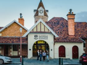Old Post Office, Albany, Western Australia
