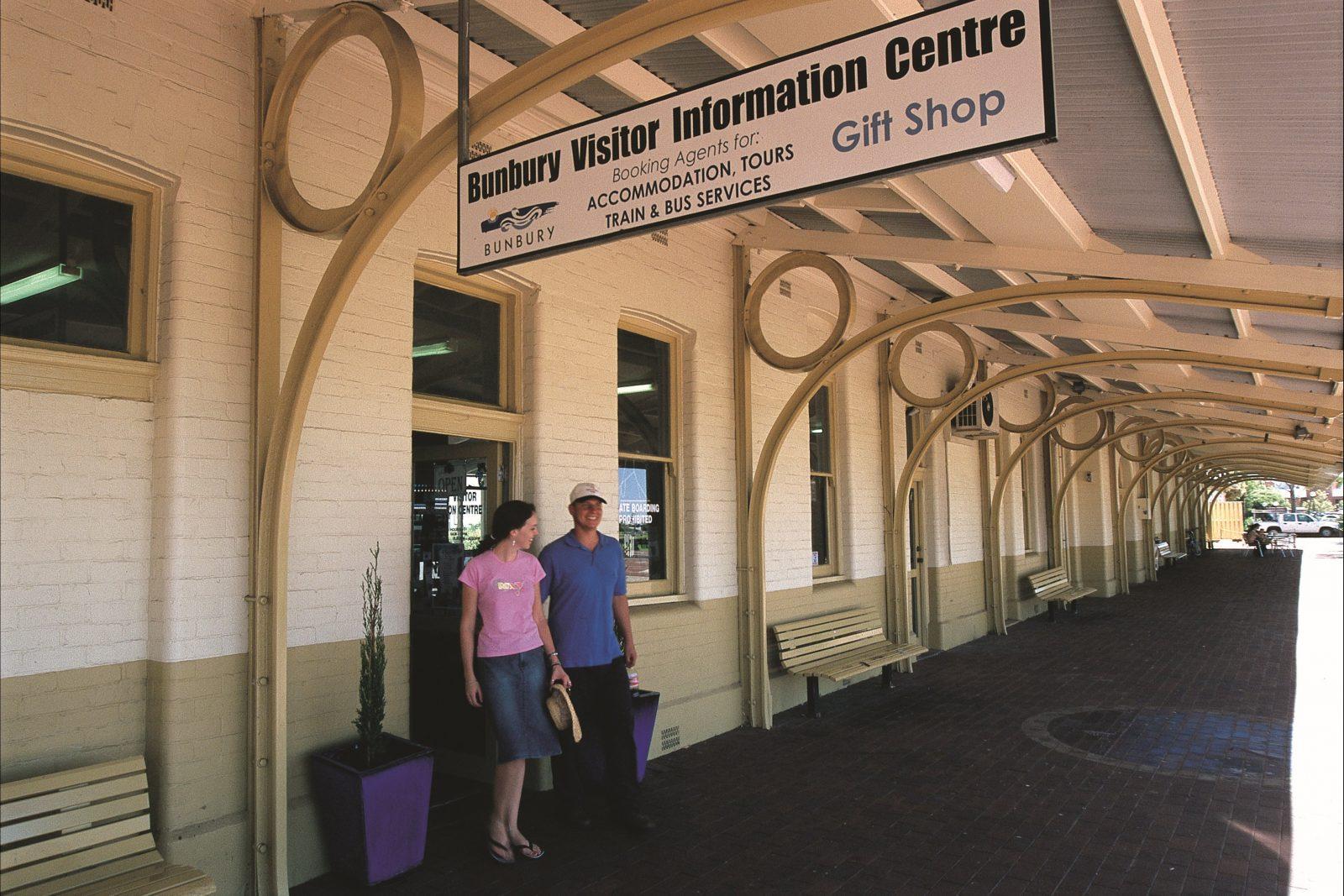 Old Railway Station Bunbury, Bunbury, Western Australia