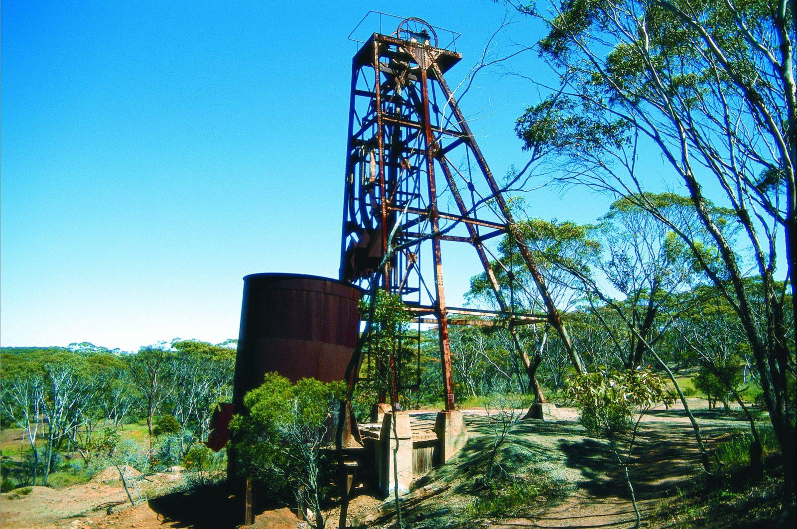 Old Smelter, Ravensthorpe, Western Australia