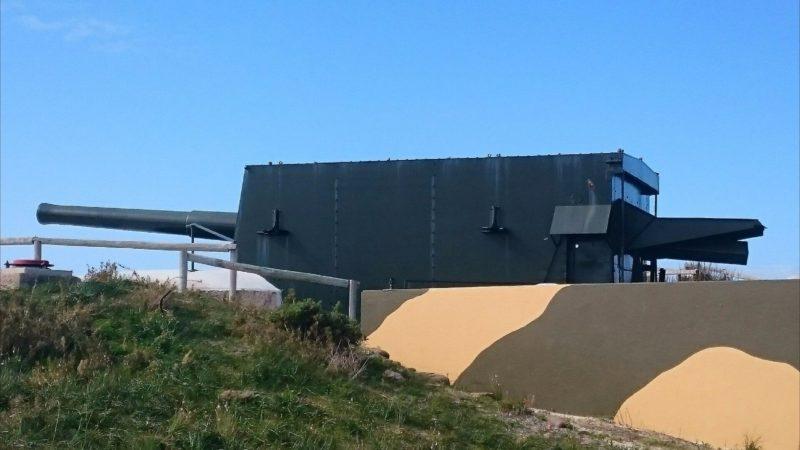 Oliver Hill Battery, Rottnest Island, Western Australia