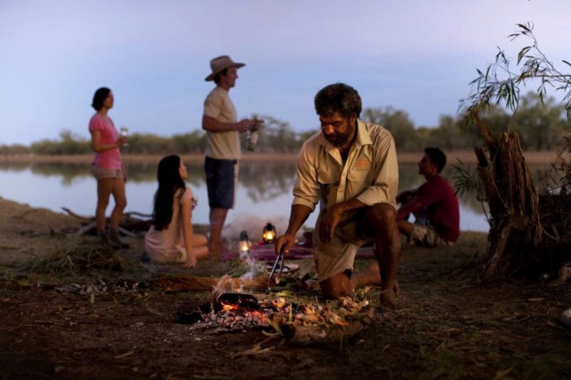 Cooking over fire