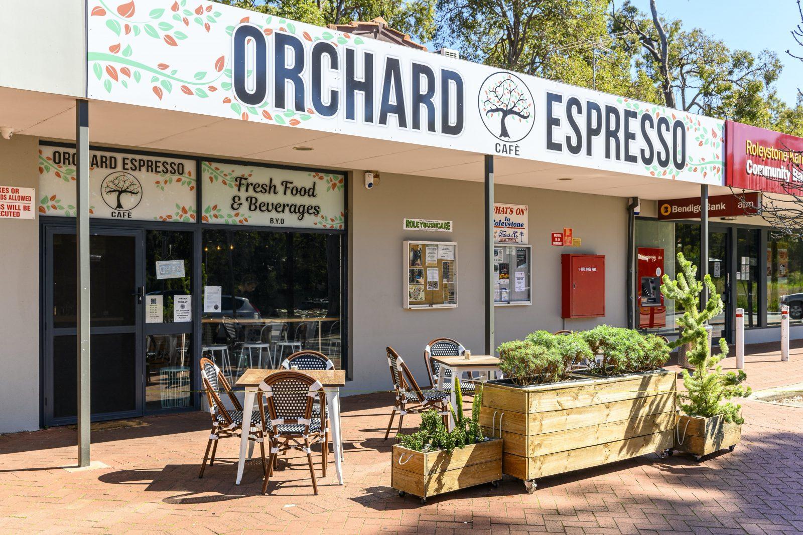 Orchard Espresso, Roleystone, Western Australia