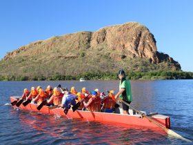 Ord River Marathon, Kununurra, Western Australia