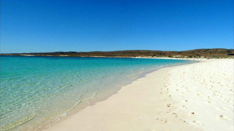 Osprey Bay Campground, Cape Range National Park, Western Australia