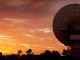 OTC Dish, Carnarvon, Western Australia