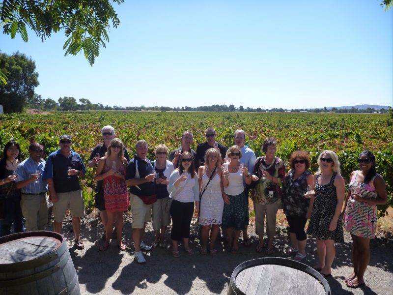Out and About Wine Tours, Perth, Western Australia