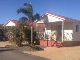 Outback Oasis Caravan Park, Carnarvon, Western Australia