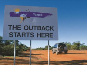 Outback Way, Laverton, Western Australia