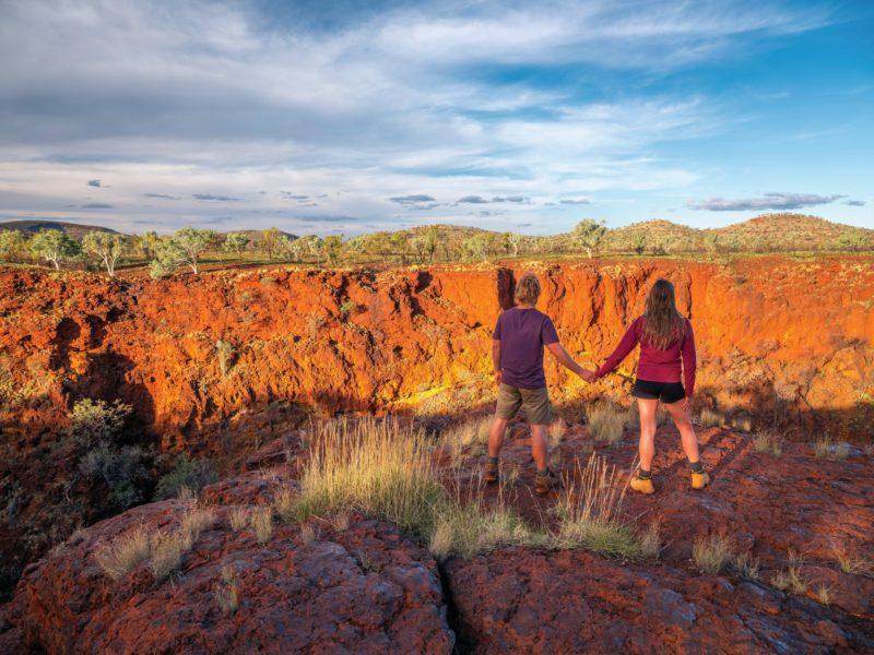 Oxer Lookout, Karijini National Park, Western Australia