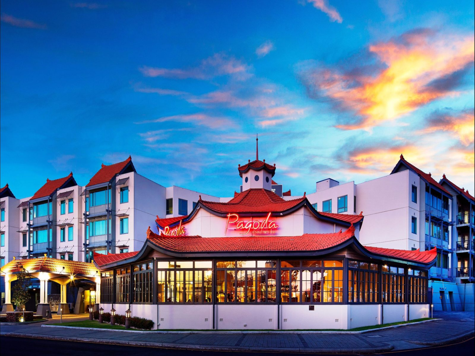 Pagoda Resort and Spa, Como, Western Australia