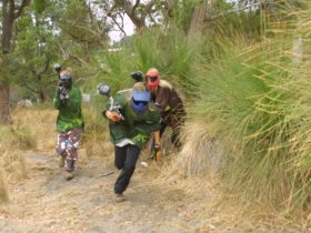 Paintball Skirmish, Henley Brook, Western Australia