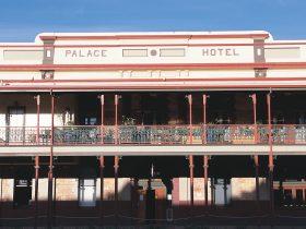 Palace Hotel, Kalgoorlie, Western Australia
