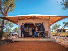 Karijini Eco Retreat, Karijini National Park, Western Australia