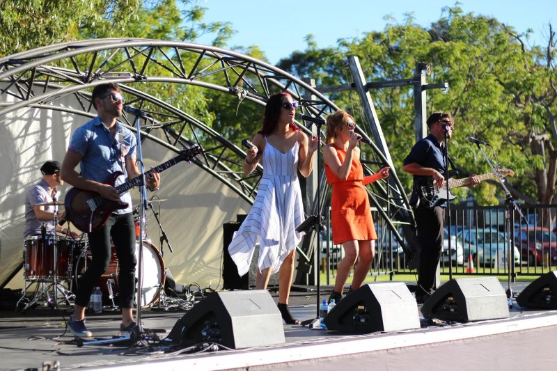 Party In the Park, Dalkeith, Western Australia