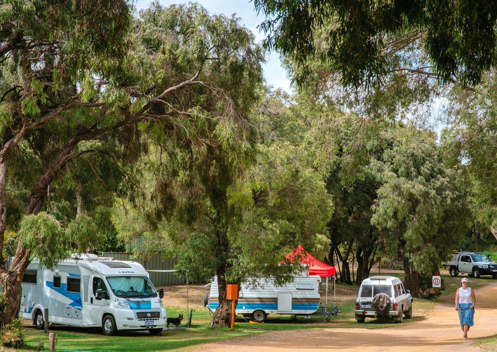Peaceful Bay Caravan Park, Peaceful Bay, Western Australia