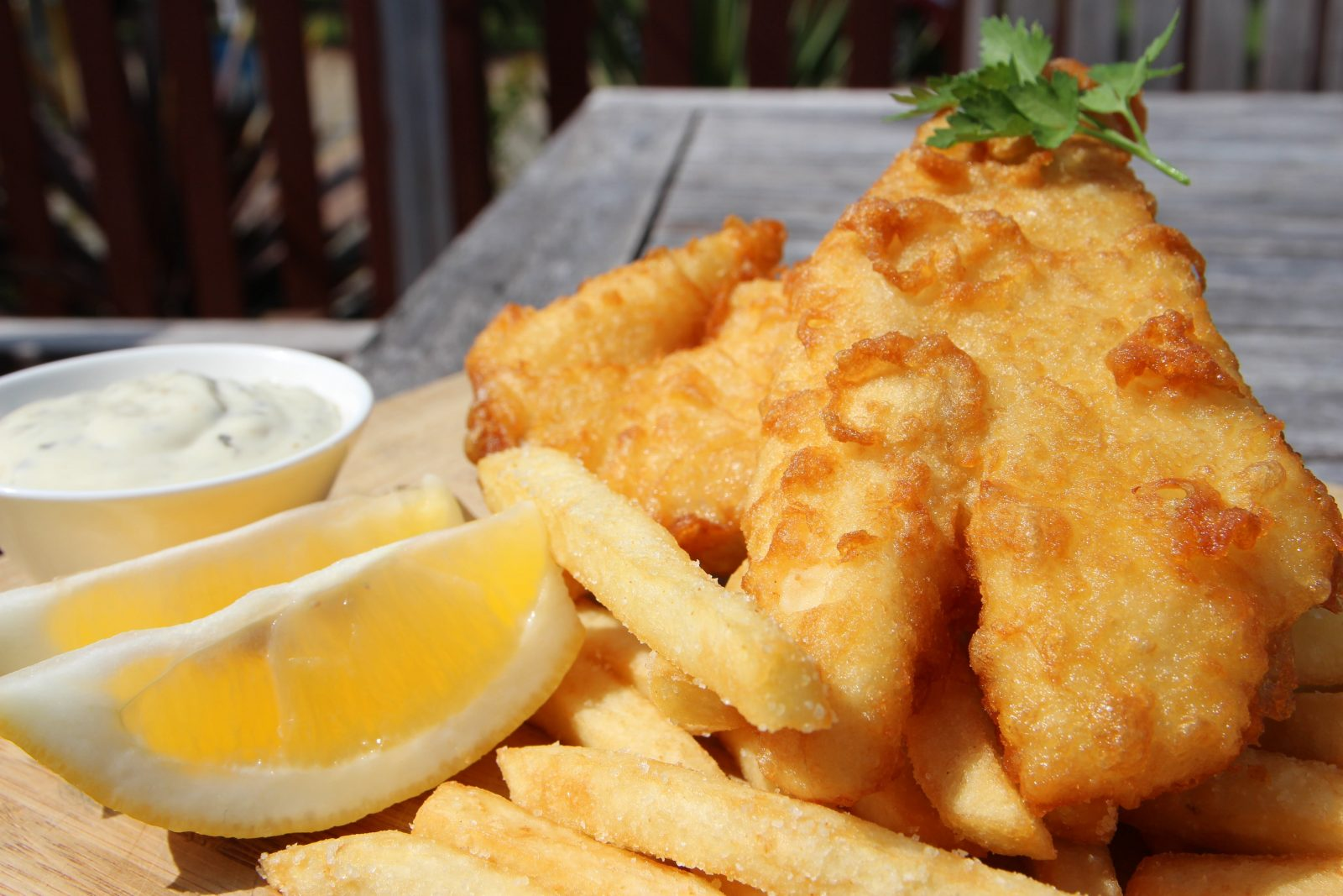 Peaceful Bay Fish and Chips, Peaceful Bay, Western Australia