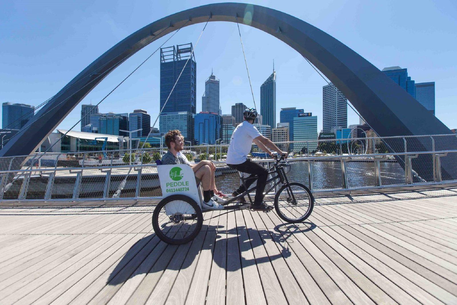 Peddle Perth, Perth, Western Australia