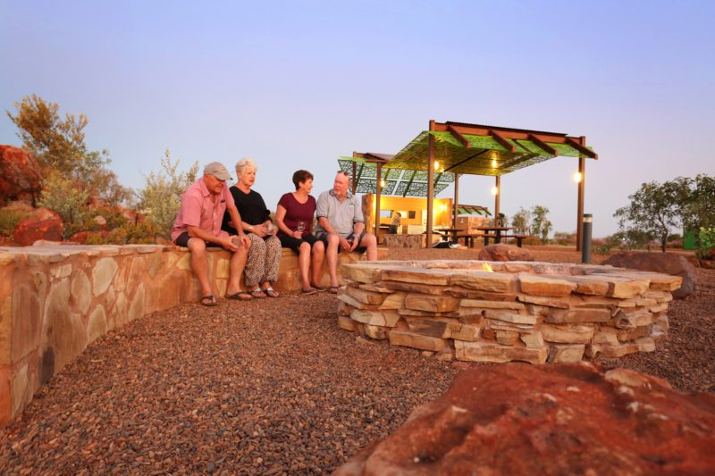 Peedamulla Campground and Cultural Tours, Peedamulla, Western Australia