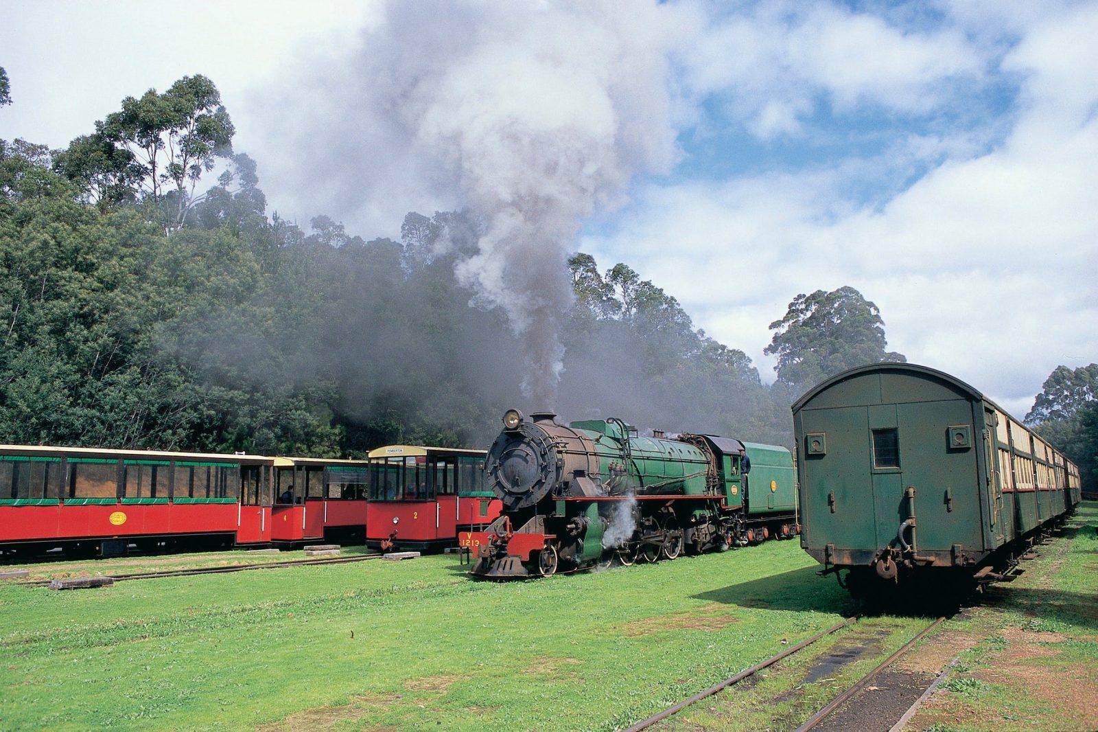 Pemberton Tramway Company, emberton, Western Australia