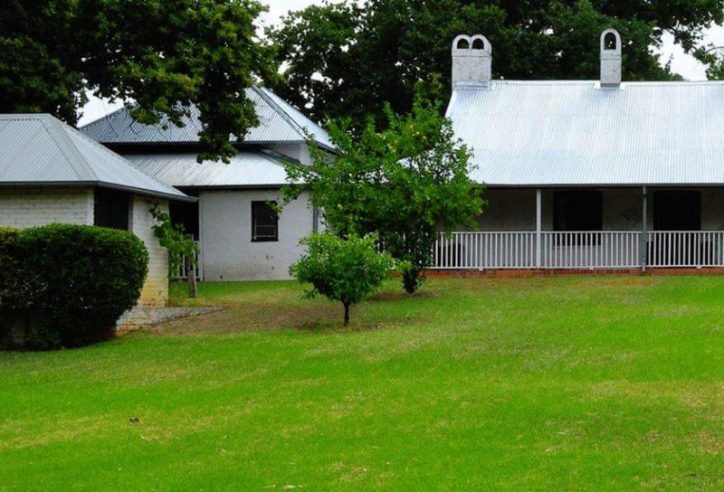 Peninsula Farm, Maylands,Western Australia