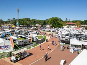 Perth Caravan & Camping Show, Claremont, Western Australia