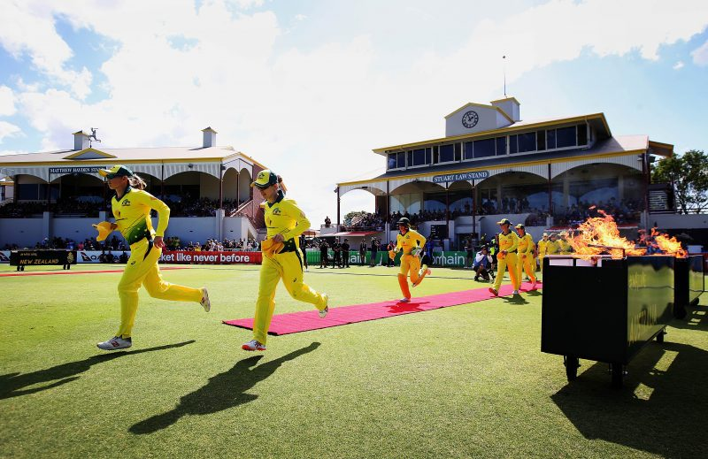 Perth Commonwealth Bank Women's One-Day International Series, Perth, Western Australia