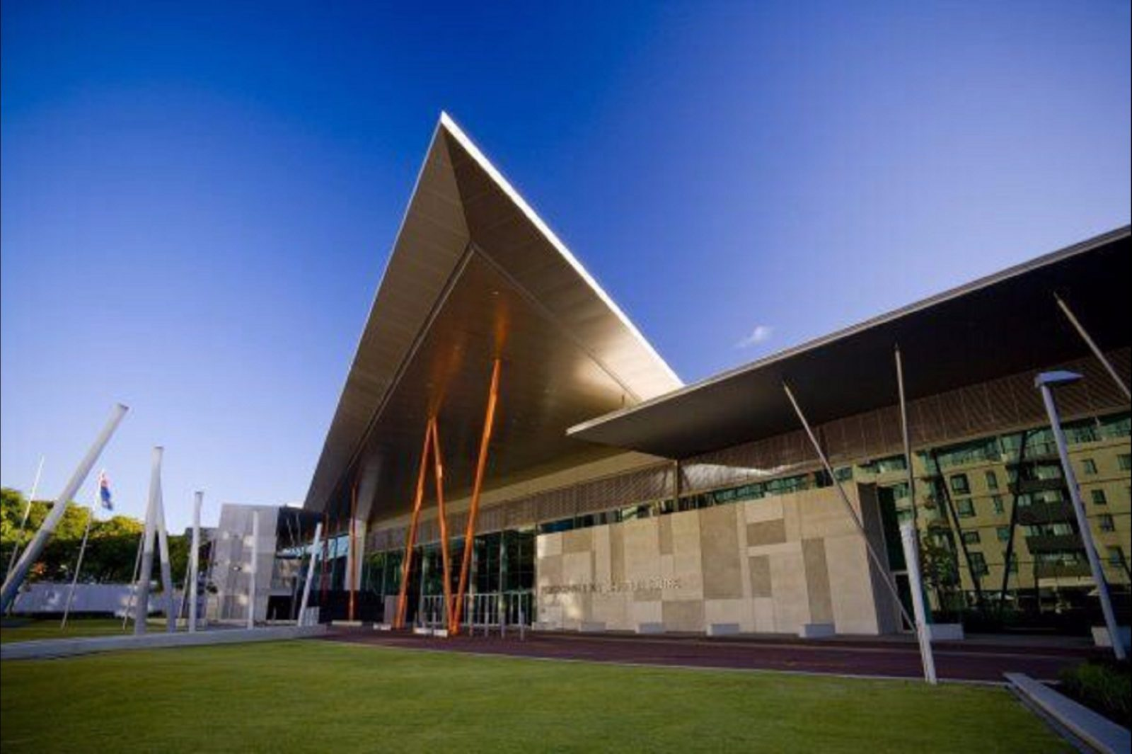 Perth Convention Centre, Perth, Western Australia