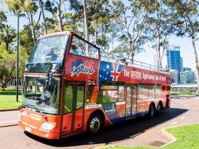 Perth Explorer, Perth, Western Australia