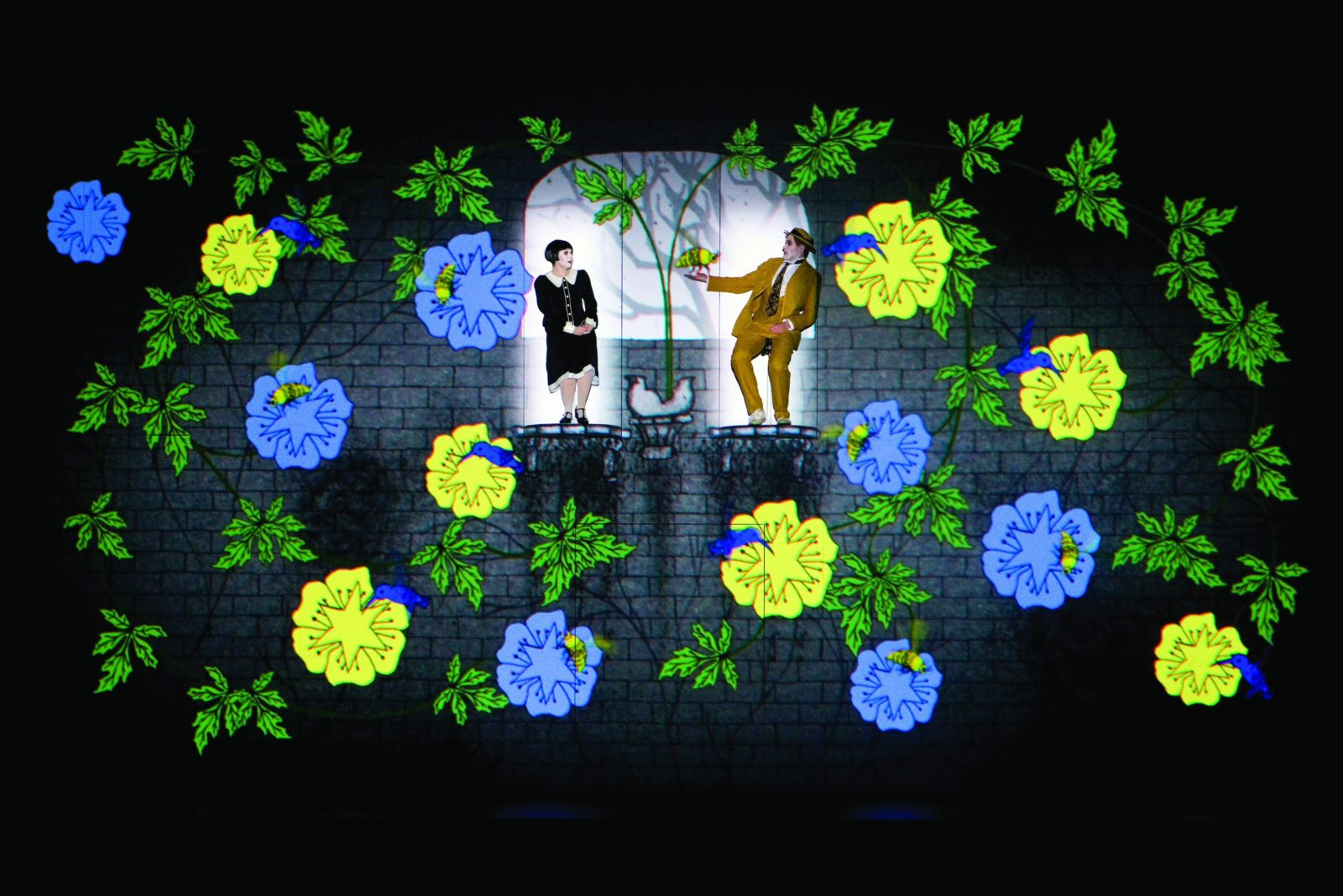 Perth Festival - Mozart's The Magic Flute, Perth, Western Australia
