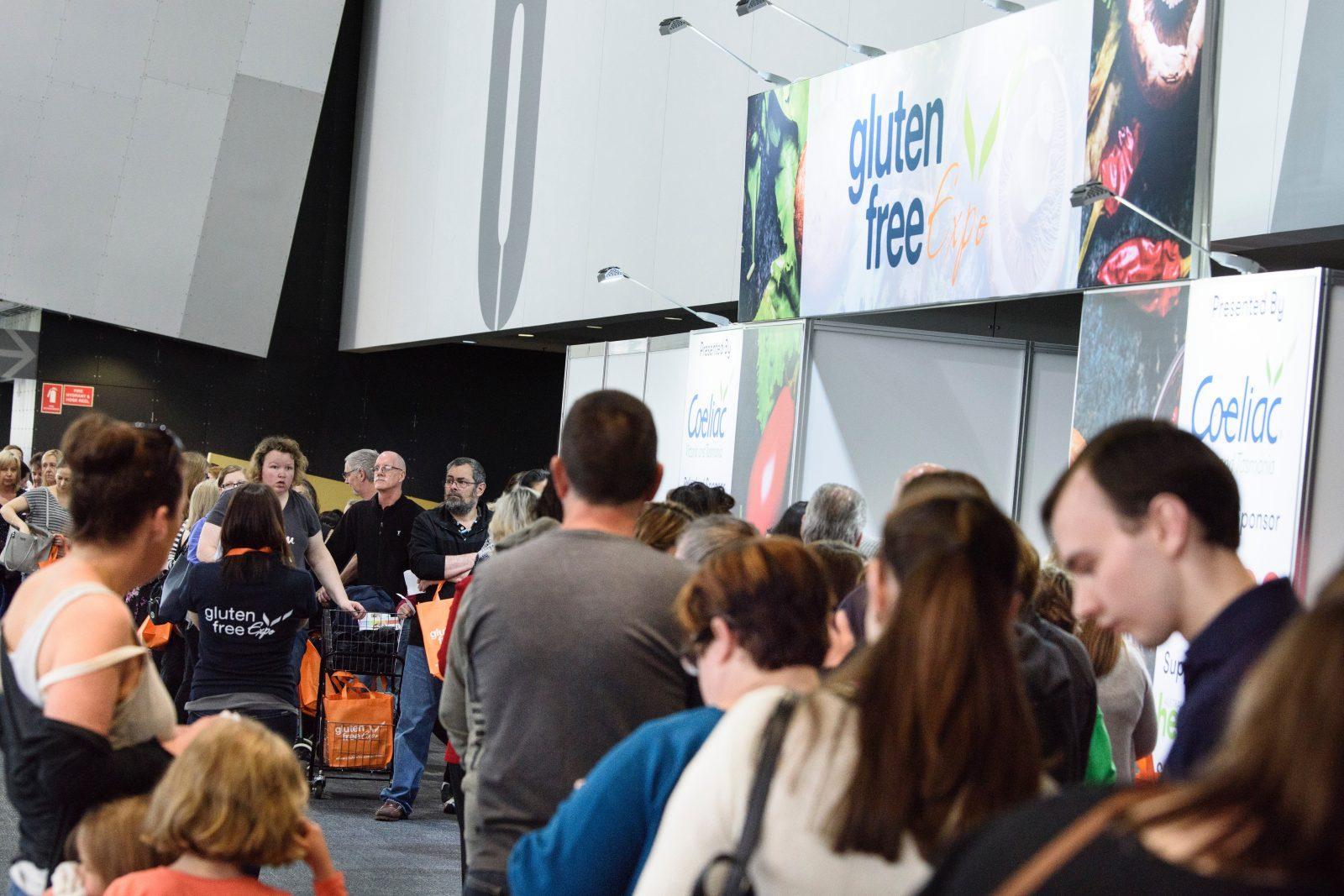 Perth Gluten Free Expo, Perth, Western Australia