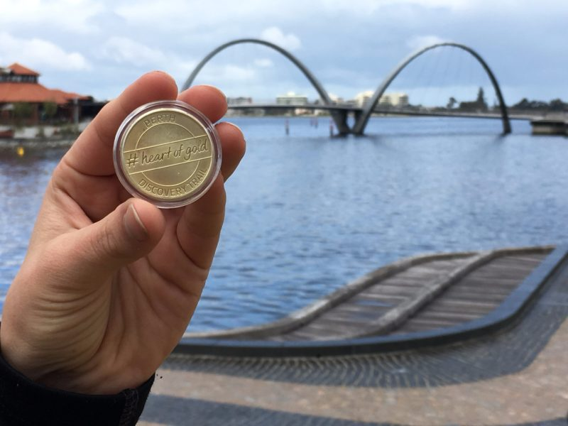 Heart of Gold Discovery Trail, Perth, Western Australia