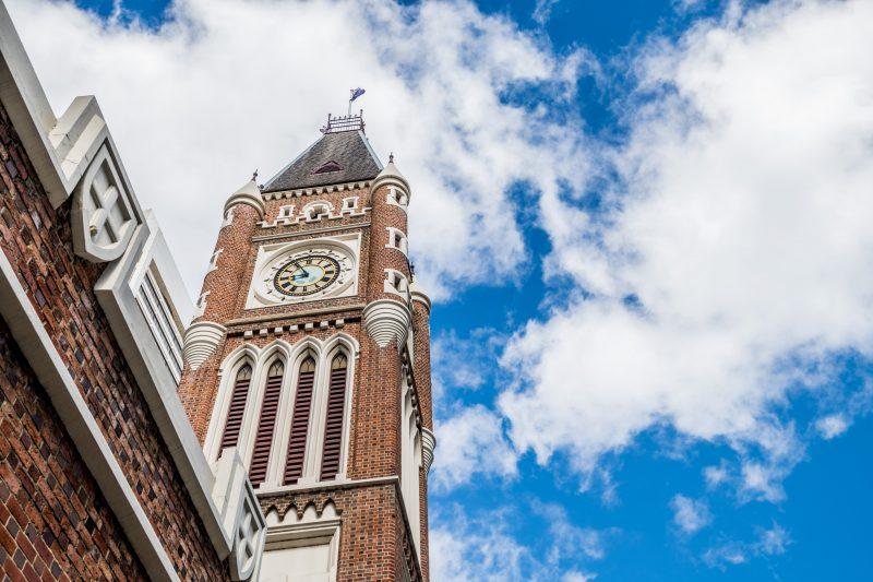 Perth Town Hall, Perth, Western Australia
