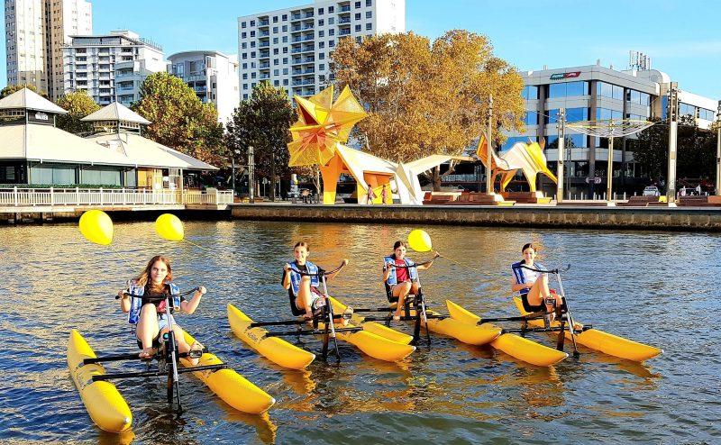Perth Waterbike Co, South Perth, Western Australia