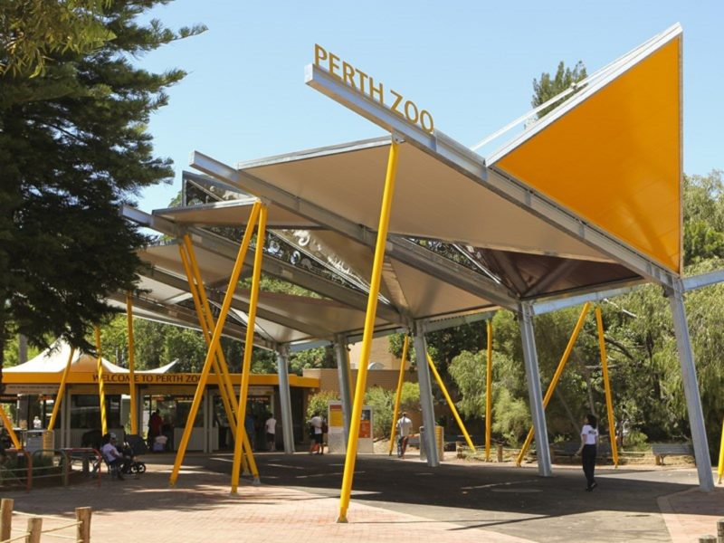 Perth Zoo, Perth, Western Australia