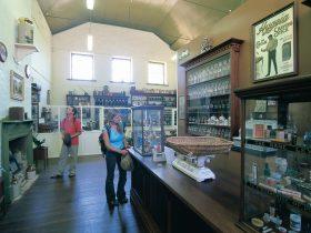 Pharmacy Museum, Coolgardie, Western Australia